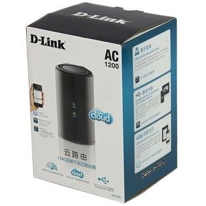 Беспроводной двухдиапазонный гигабитный маршрутизатор D-Link DIR-850L AC1200
