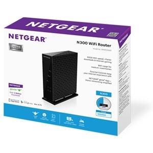 Беспроводной маршрутизатор Netgear N300 WNR2000