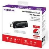 Беспроводной двухдиапазонный USB-адаптер Netgear N600 WNDA3100