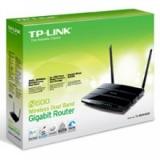 Беспроводной двухдиапазонный гигабитный маршрутизатор TP-Link N600 TL-WDR3600